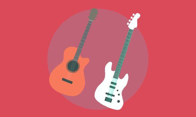 Аккорды лучших песен под гитару!
