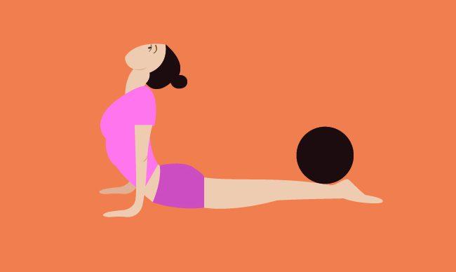 Здоровая спина и гибкий позвоночник